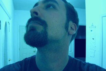 круглая борода с усами