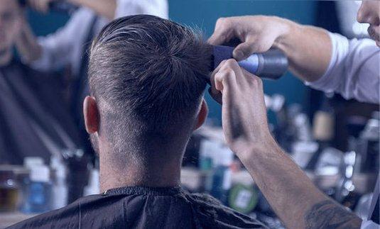 гель волос, гель для стайлинга (укладки) мужской прически