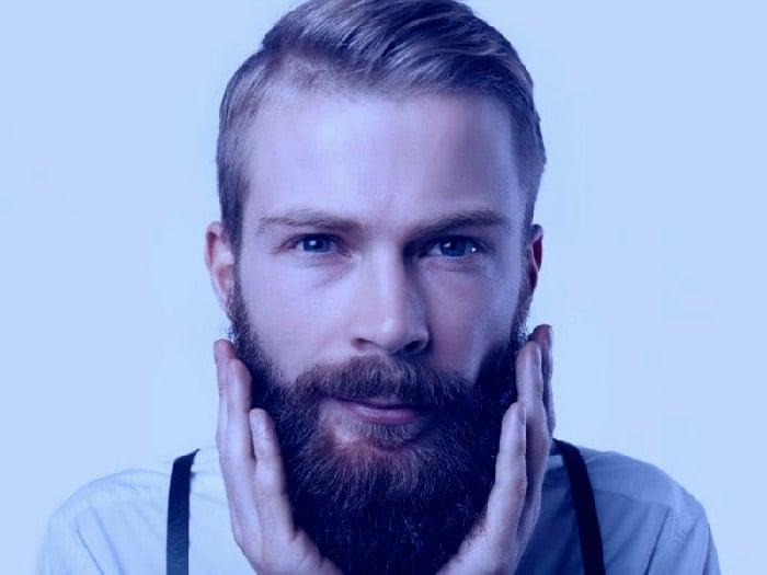 мягкая и послушная борода