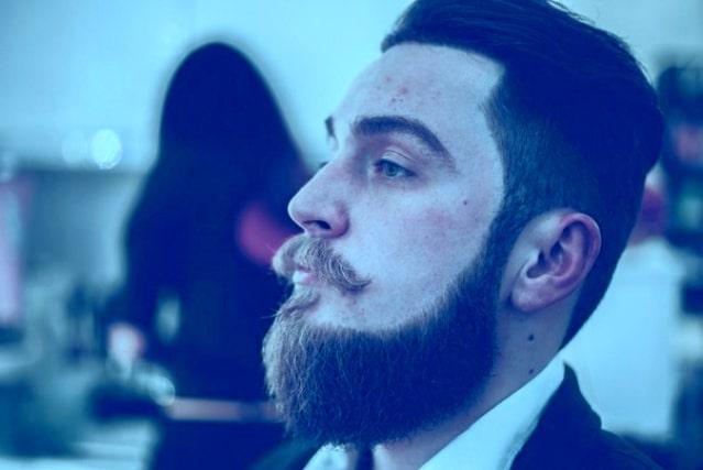 форма бороды классическая