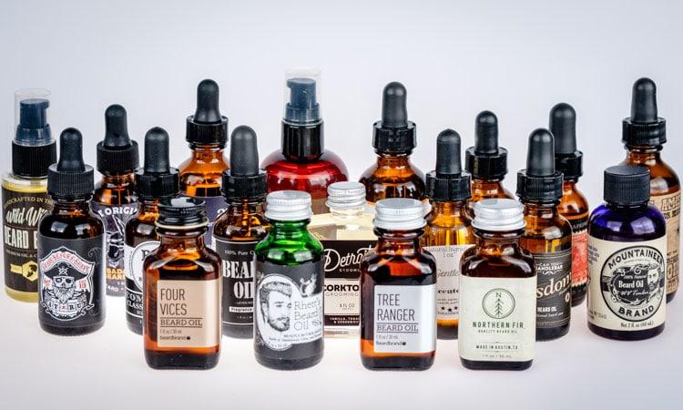 Отличия масла и бальзама для бороды