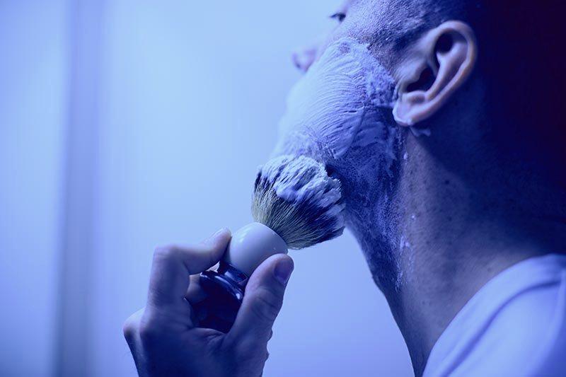 хороший помазок для бритья