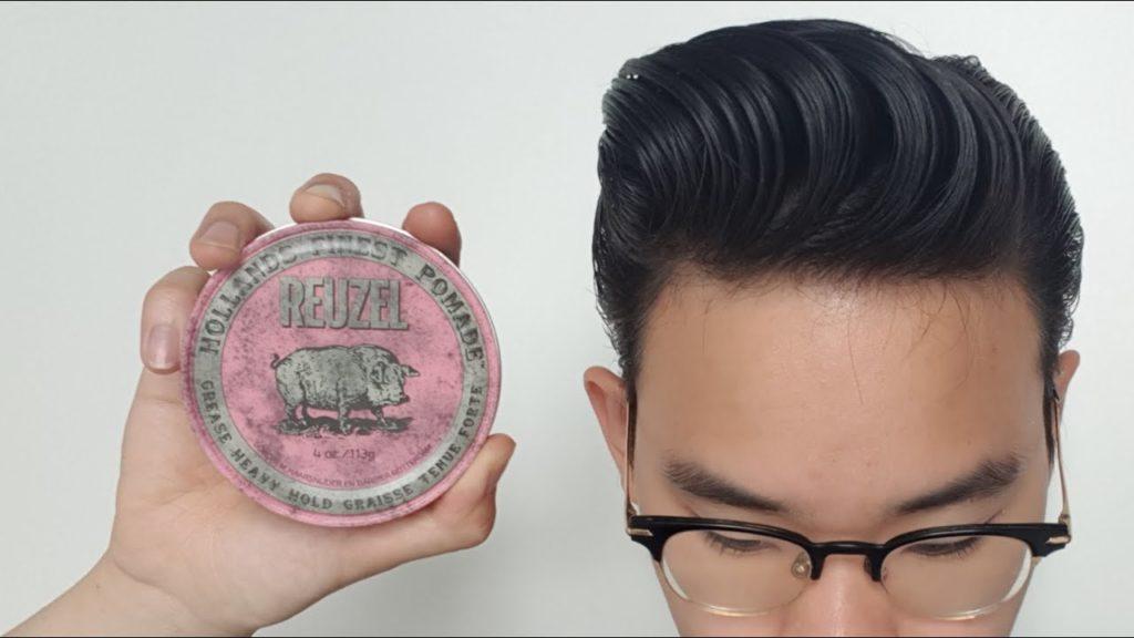Reuzel Pink Grease Heavy Hold Pig