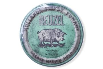 Reuzel Green Grease Medium Hold Pig