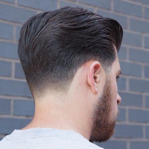 Как подстричь затылок